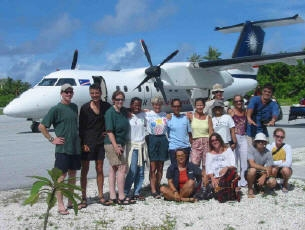 Atol de Namu, Ilhas Marshall
