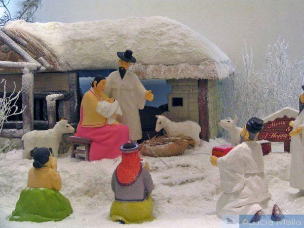Natal na Coréia