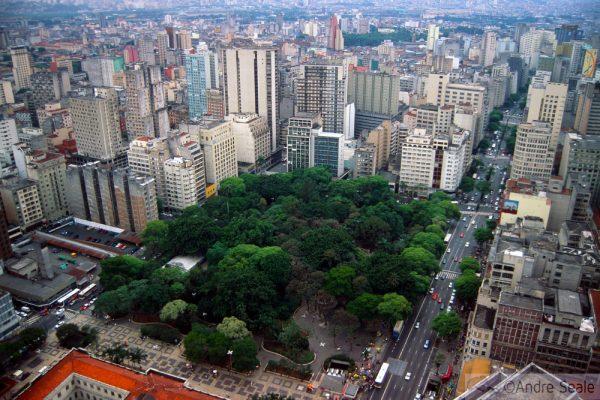 Rodando na ciência - Potsdam e São Paulo