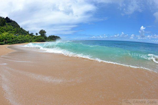 minhas top 10 praias do Havaí
