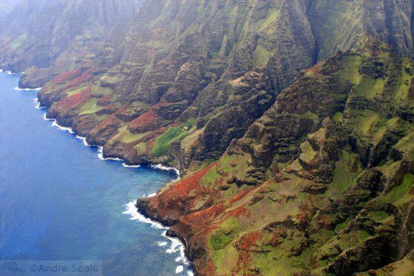 4 dias no Kauai