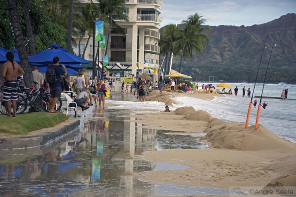 Waikiki desapareceu