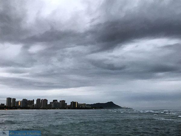 O que fazer num dia de chuva no Havaí